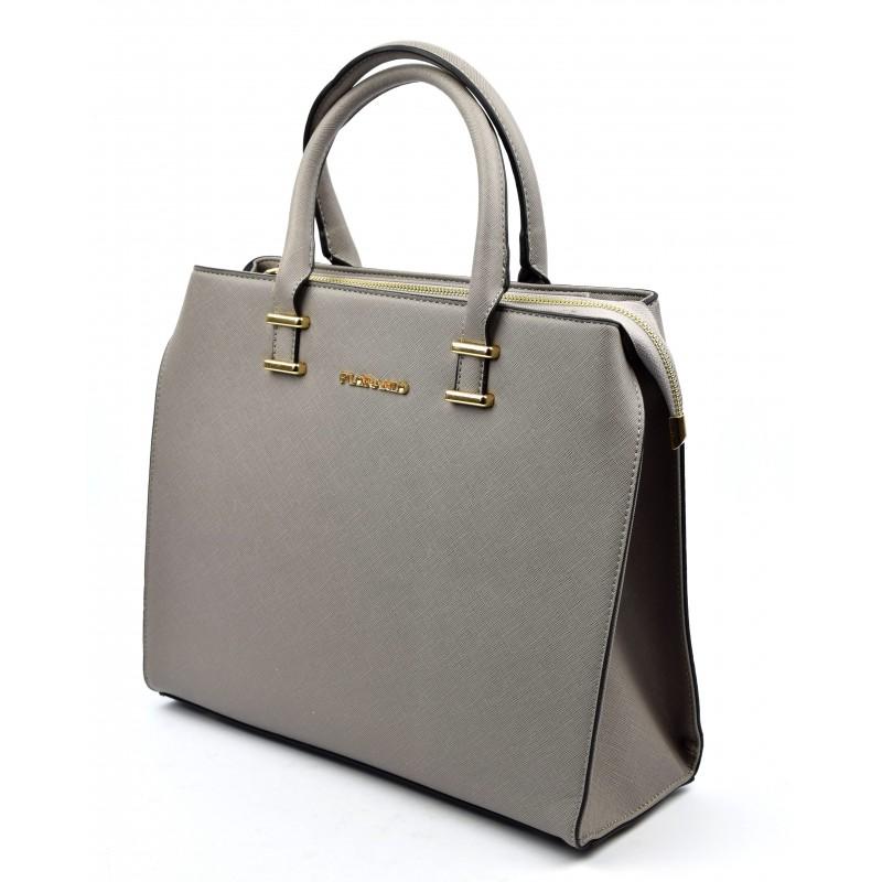 sac main cabas gris bali ultim 39 8 souliers. Black Bedroom Furniture Sets. Home Design Ideas