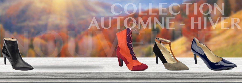 Découvrez notre nouvelle collection automne - hiver sur Ultim'8-Souliers.com